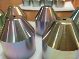 Покрытие: гальваническая обработка металла