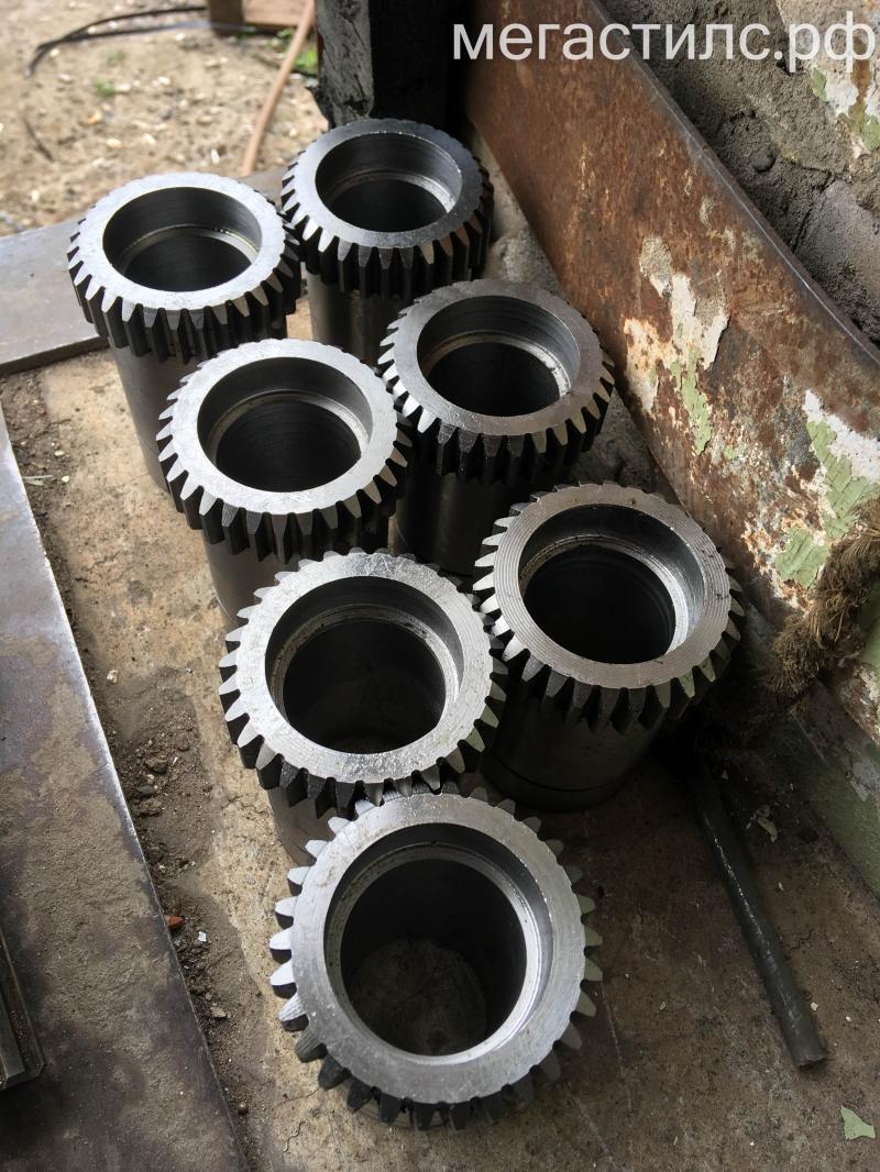 Долбежные работы по металлу на промышленных станках