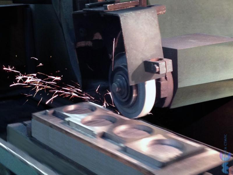 Шлифовальные работы по металлу, шлифовальная обработка Пермь