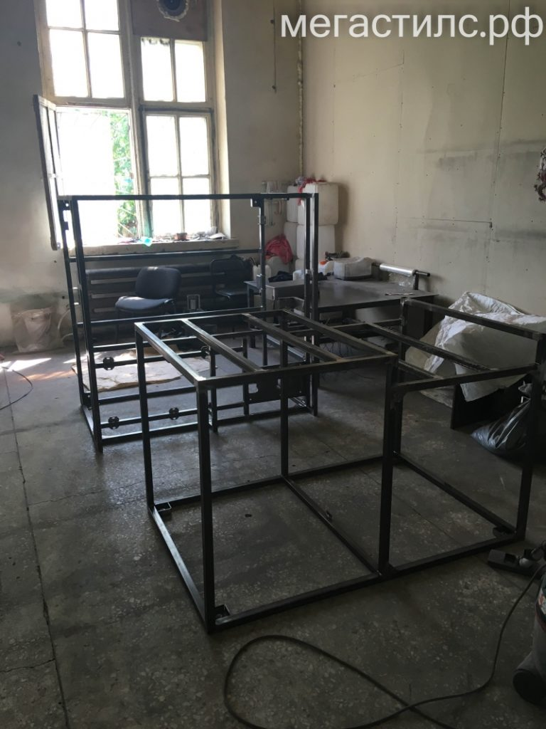 Изготовление изделий из металла, металлоконструкций