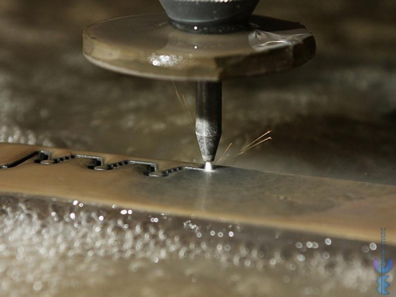 Гидроабразивная резка металла, резка гидроабразивом Пермь металла, резка гидроабразивом Пермь