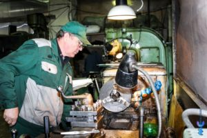 Ремонт промышленных станков в Перми, ремонт станков Пермь