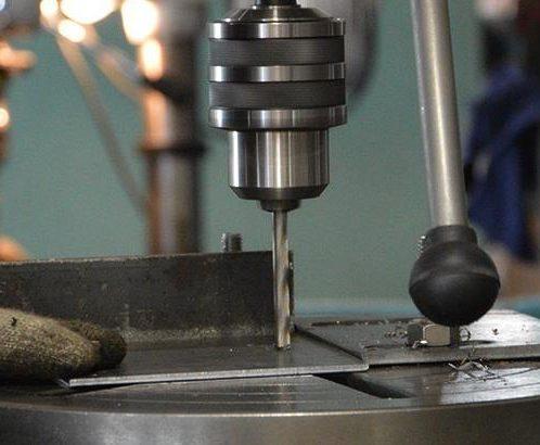 Сверлильные работы по металлу, сверловочные работы Пермь
